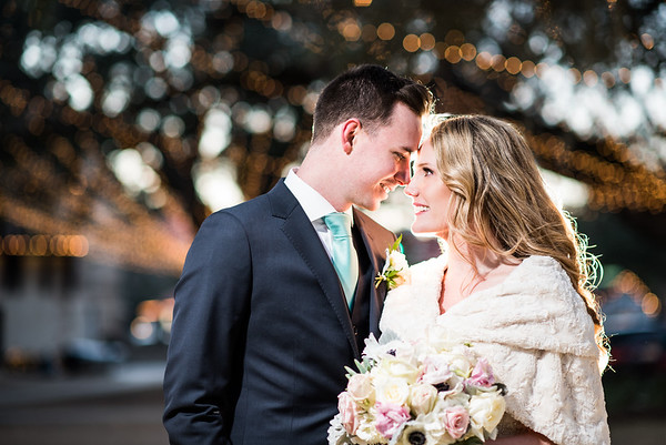 Amy and Charlie | Treasury on the Plaza