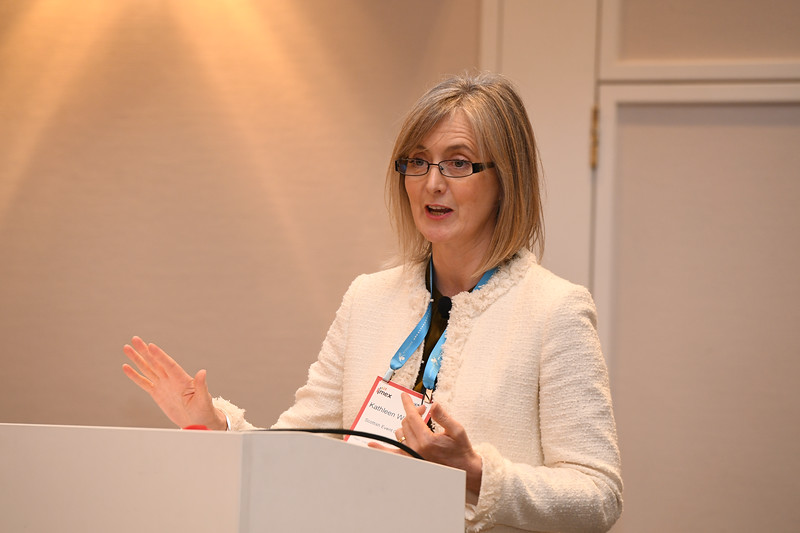 Kathleen Warden,  Association Day