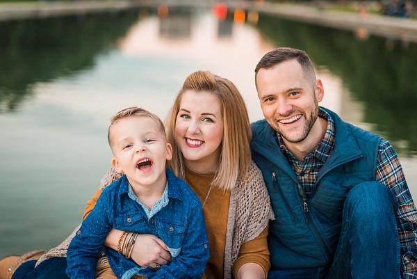 Waller Family Portraits 2018