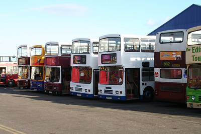 Lothian Buses in further use