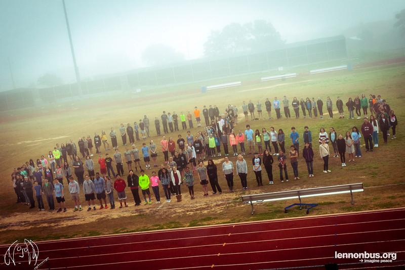 2015_03_13, Austin, Hudson Bend Middle School, Texas