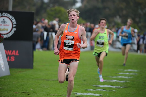 2019 Foot Locker XC Nationals