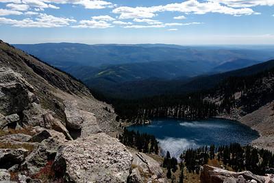 Lake Peak/Lake Katherine/Santa Fe Baldy 2018-09-14