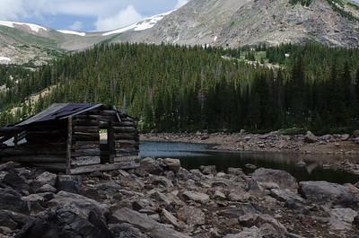 Chinns Lake July 2017