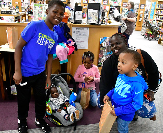 4/20/2019 Mike Orazzi | Staff The Manross Library Egg Hunt in Forestville on Saturday.