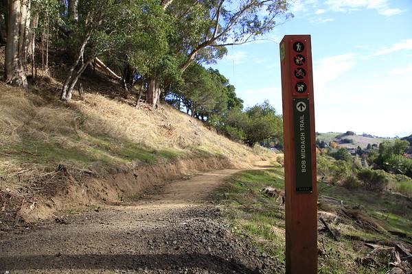 Bob Middagh Trail 11/25/17