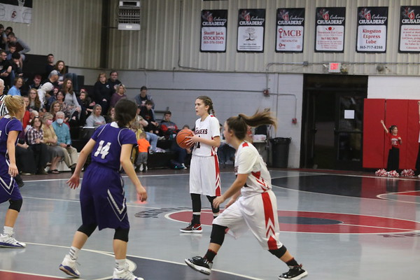 2020-2021 Calvary Basketball