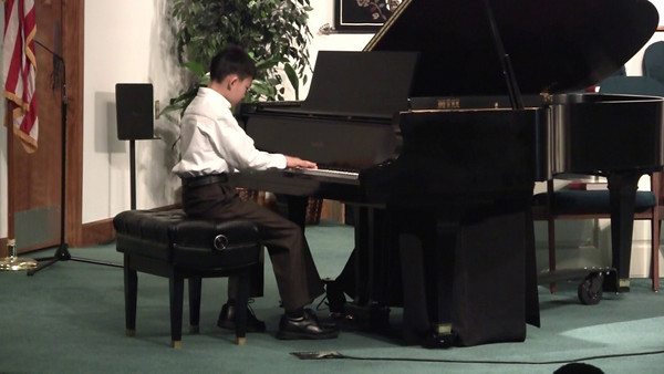 Otey Piano Recital 2/19/2011