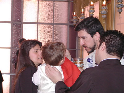 Community Life - Godparent Sunday - April 7, 2002