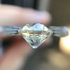 3.01ct Old European Cut Diamond 15