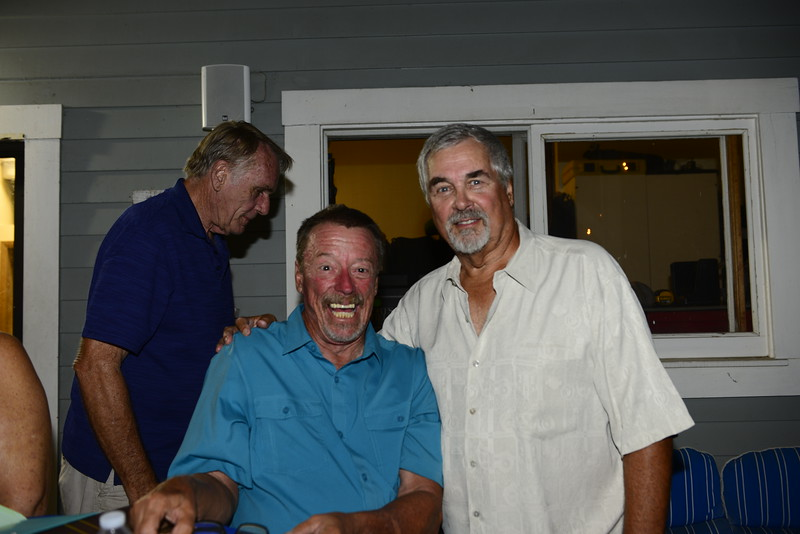 Gary's Party, Sept. 1, 2018