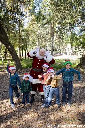 Santa 2019: The Bowtie Boys!