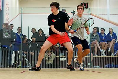 2010-12-04 John Steele (Wesleyan) and Harry Smith (Colby)