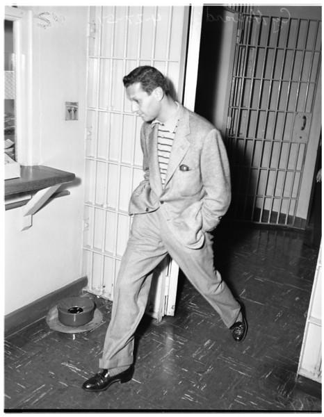 1951, Vagrancy Lewd Charge