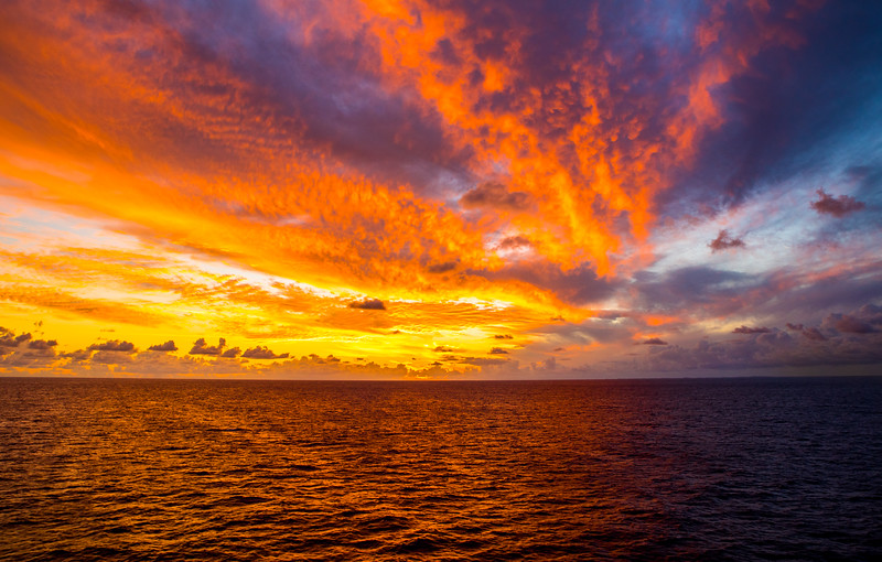 Carribbean Sunsets