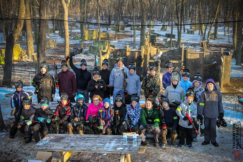 Cherry Creek, Pocopson, and Stephenson Family - 11/28/2014 3:23 PM