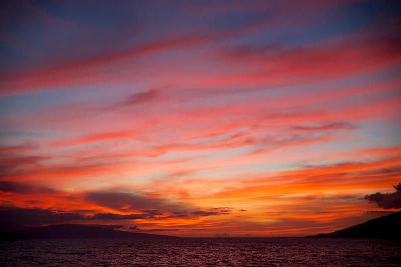 Kihei Sunset 11070