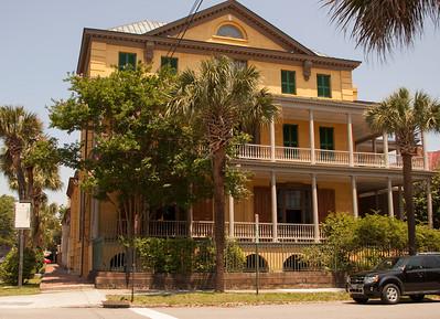 SC, Charleston-Aiken-Rhett House