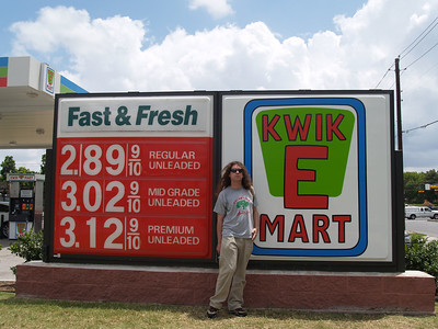 kwik-e-mart in dallas!