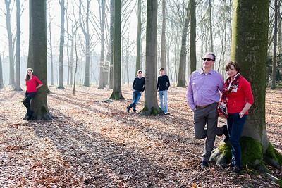 fotoshoot Familie De Vis Vosselaar