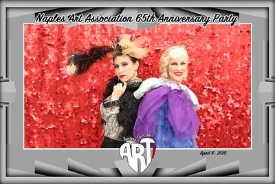 NAA 65th Anniversary Celebration. Roaring 20's