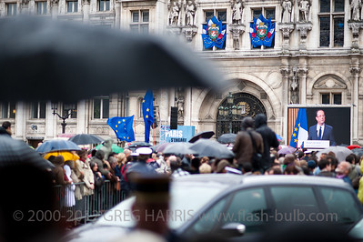 Paris - President Hollande - 15 May 2012