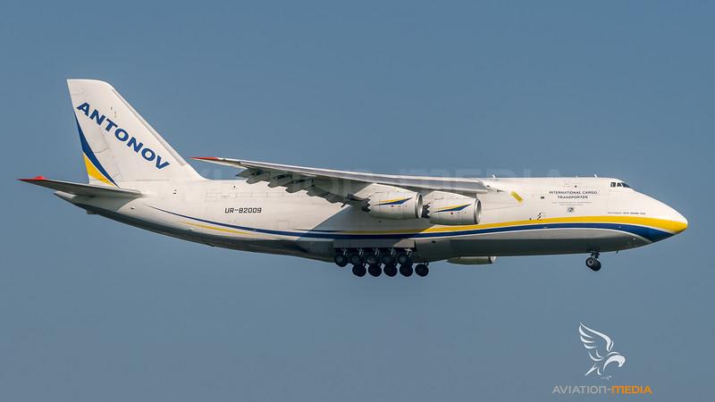 Antonov Ailines / Antonov An-124-100M-150 / UR-82009
