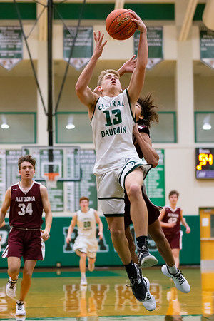 2019-12-17 | JV | Central Dauphin vs. Altoona