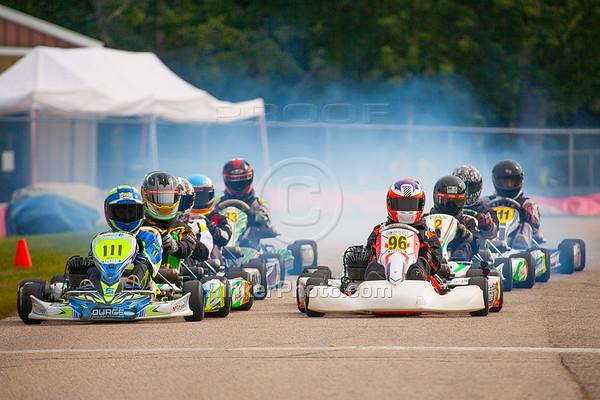 BKC #14:  KA100 Pro Money Race - Sunday 8.5.18