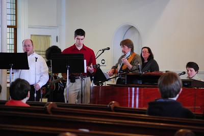 Dane Street Church, March 6, 2011