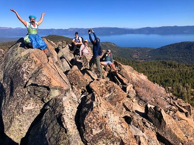 Tahoe-Donner: Nov 1-3, 2019