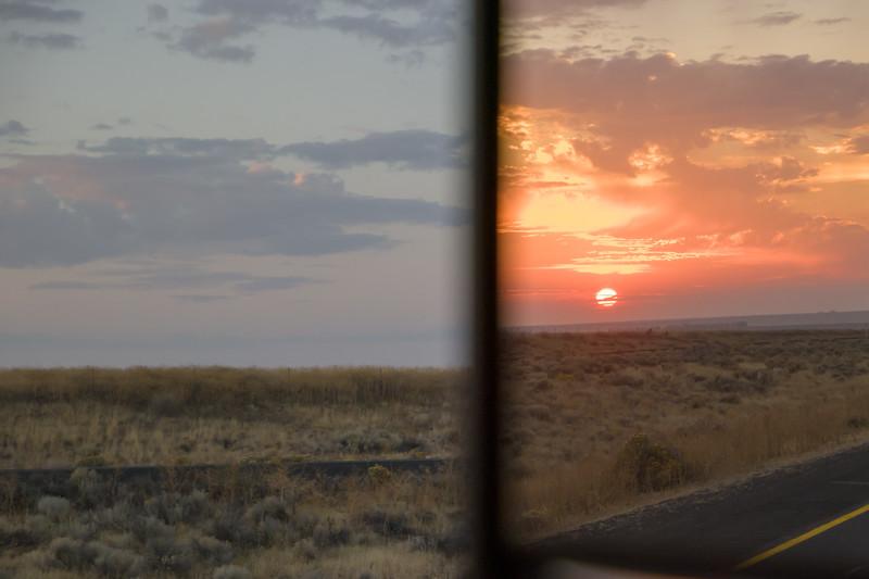 Sunrise Eastern Washington