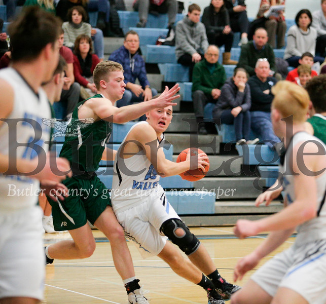 Seneca Valley vs Pine Richland Basketball