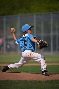 GP Baseball, U8, 7-16-11