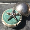 1.38ctw Victorian 5-Star Convertible Pin-Pendant 13