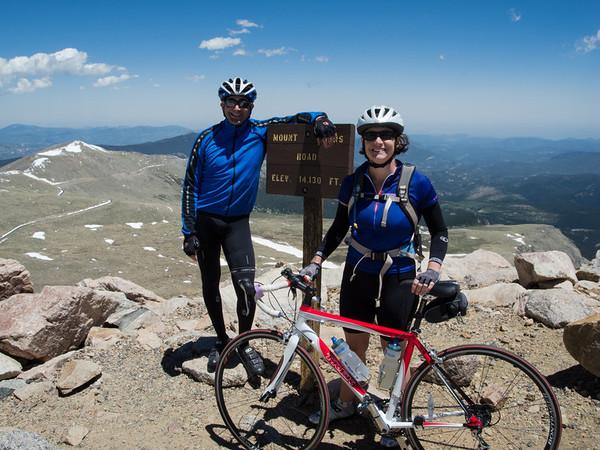 Mt. Evans Ride 2011