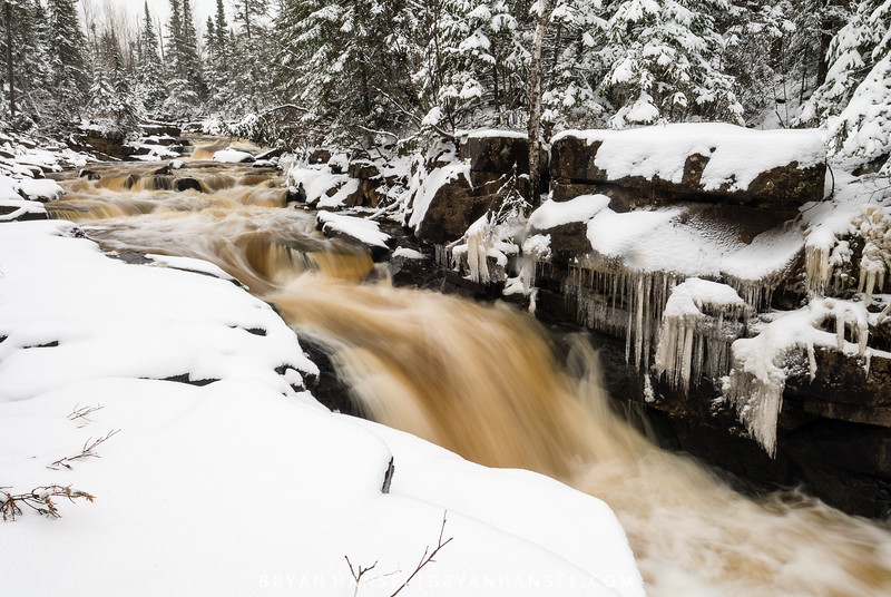 Flute Reed River Falls