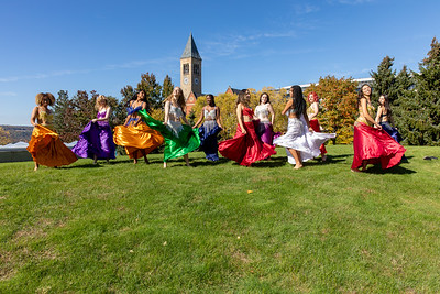 Teszia Belly Dance Troupe