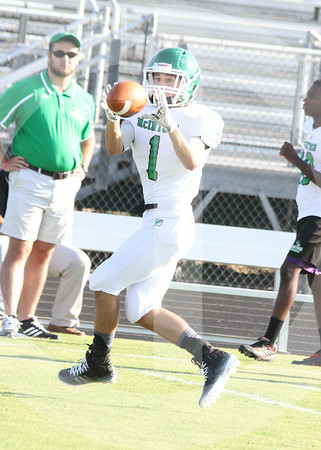 McIntosh-Whitewater scrimmage