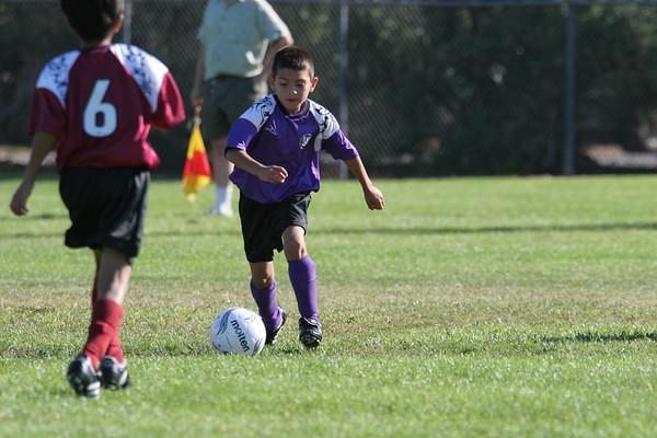 2006 Purple Bombers Soccer (Erik)