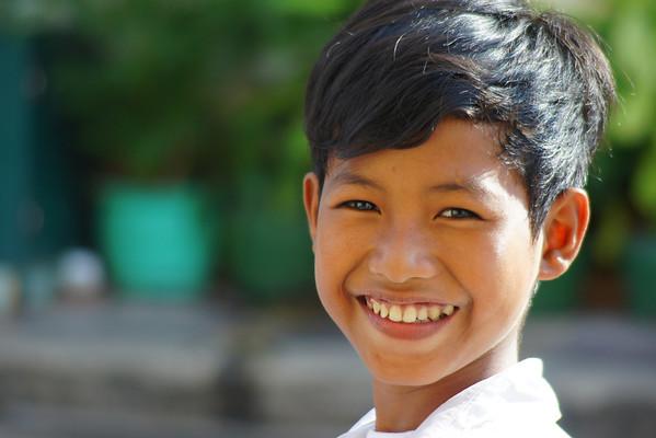 Smiles of Cambodia I
