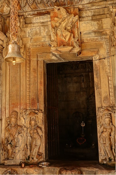 Inside the sanctums of the Baroli Temples