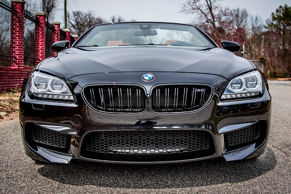 Darnell Marbury's 2014 BMW M6