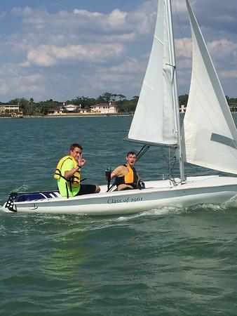 Sailing Season 2017-18