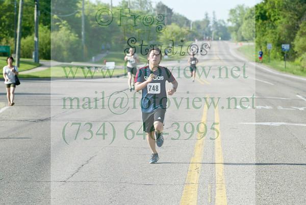 Novi Memorial Day Run 28 May 2018