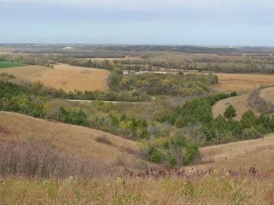 Konza Prairie - October 2017