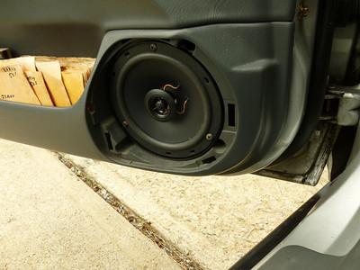 1999 Honda Civic Front Door Speaker Installation