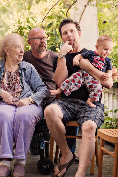luxon family