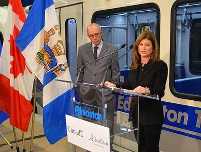 Metro Line November 16, 2012 Tunnel Breakthrough Event