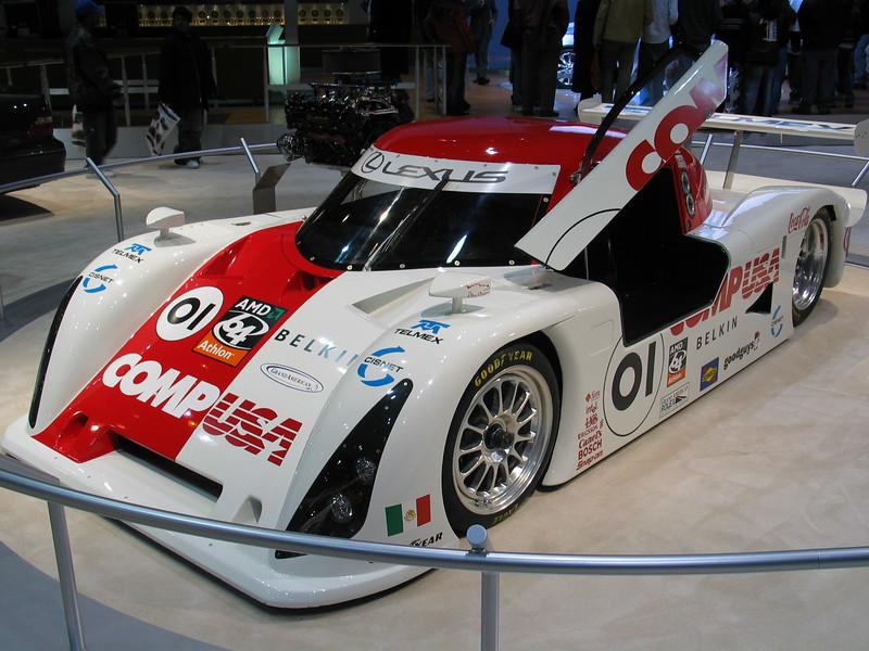 Lexus Daytona Prototype V8